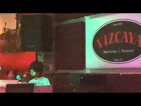 Aviel Kalin Playing Jazz Vizcaya Club