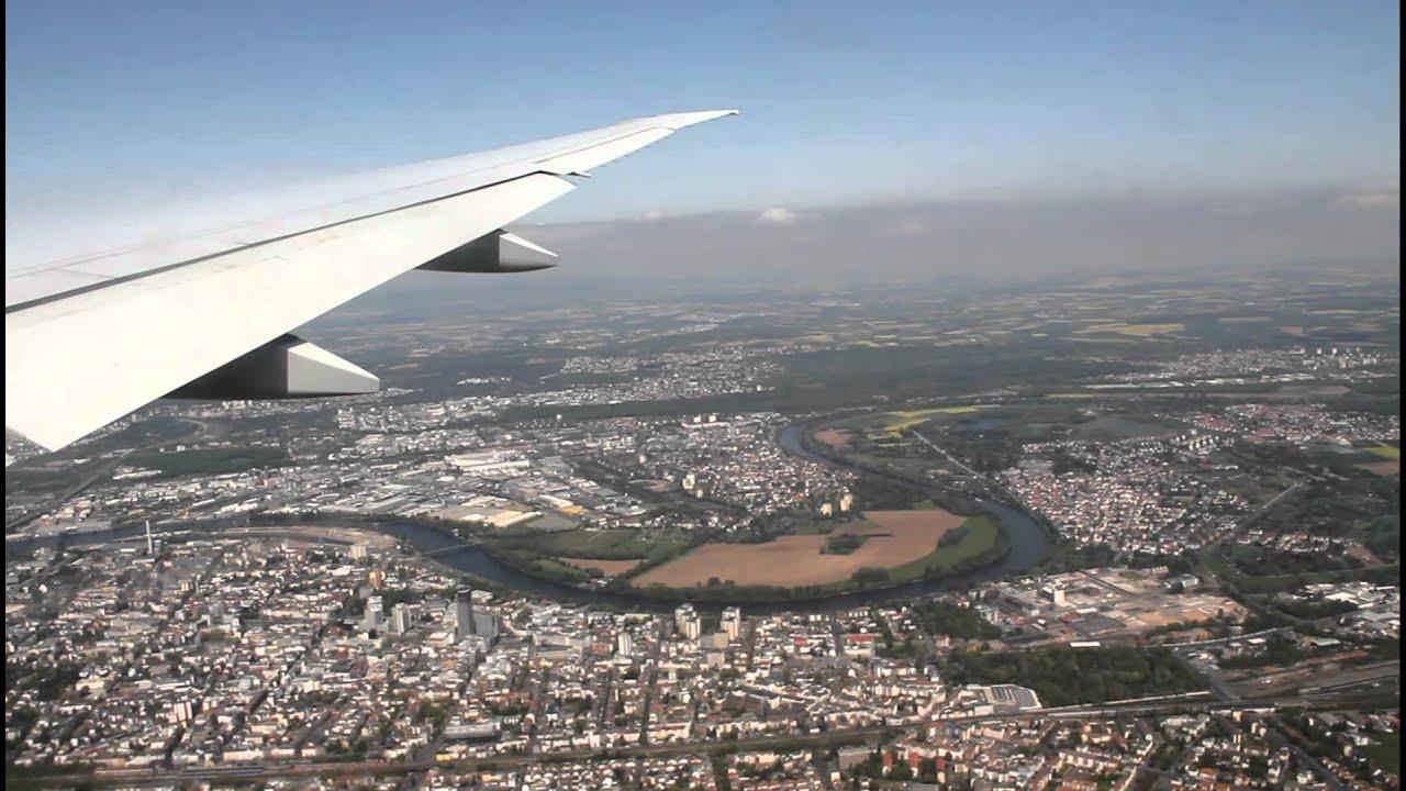 Emirates Frankfurt Flughafen