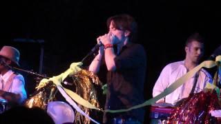 100 Monkeys, Jackson Rathbone, improv song, Slap Me Silly & Call Me Susan, The Roxy, 10/10/10