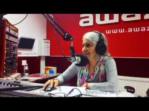 Radio interview with Val Bissland  on Awaz FM