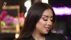 631e3753b05d2 Makeup Tutorial by Hajer Artist on Farah Al Hadi - ميكب توتوريال مع هاجر  أرتست على فرح الهادي - Duration  2 23.
