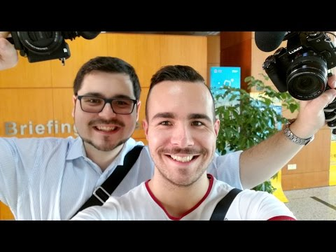 China Vlog #1: Shenzhen, Huawei Headquarter, Universität & Cafeteria | SwagTab