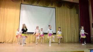 5 октября Танец на День Учителя