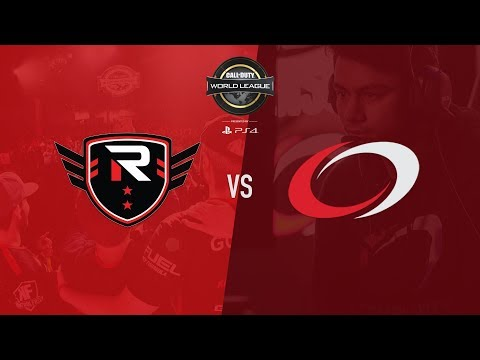 Rise Nation  vs. Complexity   CWL Pro League   Stage 2   Week 7 Day 2
