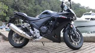 Honda CBR500R Review | One Year of Ownership