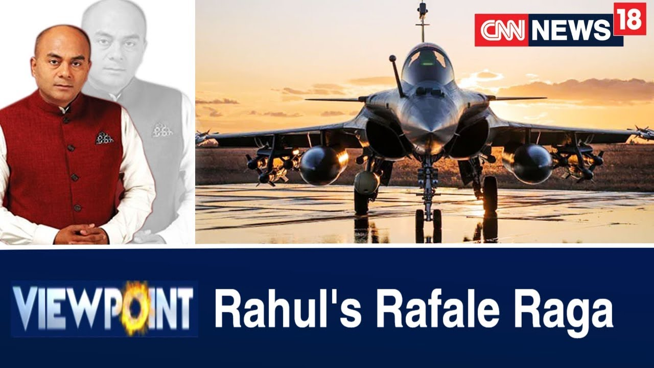 Are All The Facts About The Rafale Deal Out In The Open? | Viewpoint With Bhupendra Chaubey
