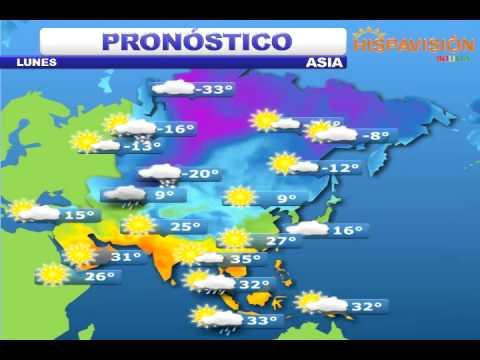 pron stico del tiempo bolivia mundo 22 23 24 nov 2014 ForPronostico Del Tiempo Accuweather