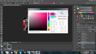 Teamspeak Gansgsters - Criando foto com animação para banner no ts3