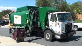 Waste Management Autocar WX Amrep HX-450 ASL 103243