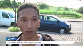 Baccalauréat : dernières épreuves pour les lycéens