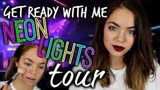 Get Ready With Me: Demi Lovato Concert! (Makeup, Hair & Outfit) Thumbnail