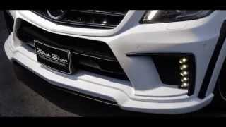 видео Тюнинг Mercedes ML-Class