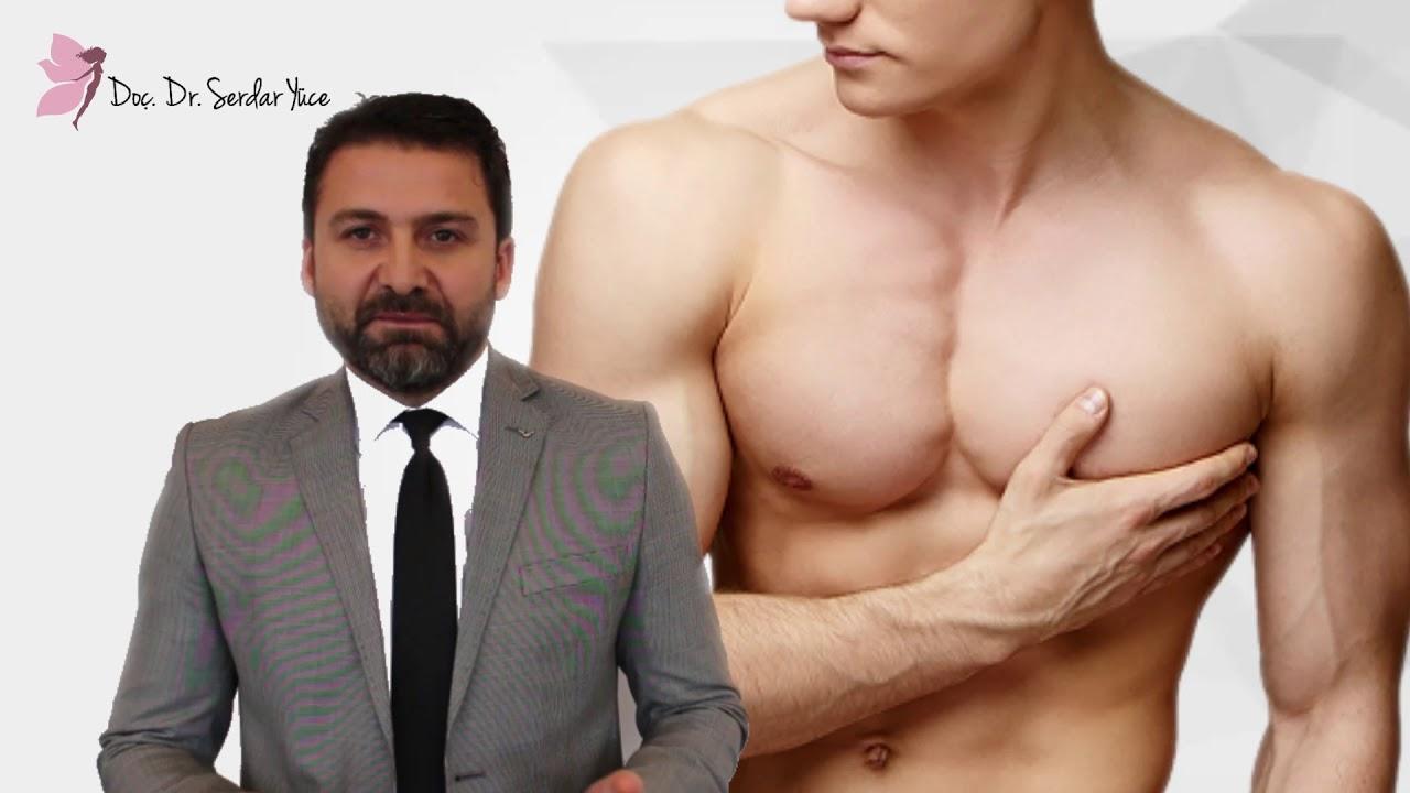 Erkeklerde Meme Büyümesine Çözüm: Jinekomasti Ameliyatı