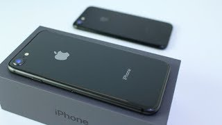 iPhone 8 Space Gray or Black ? Unboxing