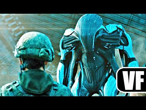 ATTRACTION Bande Annonce VF (2017) Blockbuster Science-Fiction streaming vf