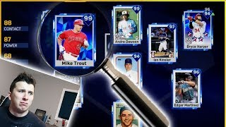 Playing Against ALL 99 OVERALL Team In Diamond Dynasty! ALL DIAMONDS!  MLB THE SHOW 17