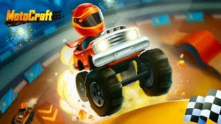 Motocraft - Android Gameplay ᴴᴰ