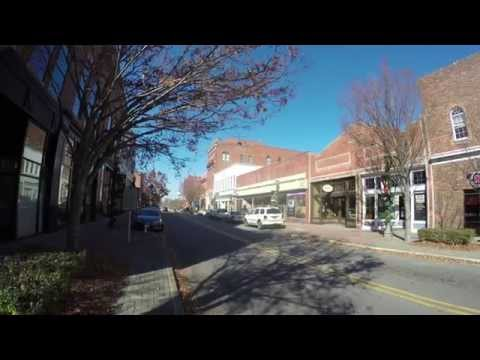 4K Video - DownTown Rock Hill, SC
