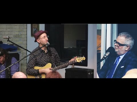 Elizabeth Shepherd and Michael Occhipinti - Live to air April 10, 2017
