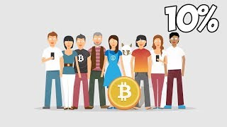 "BITCOIN INVESTMENT - The ""10%"" Rule!"