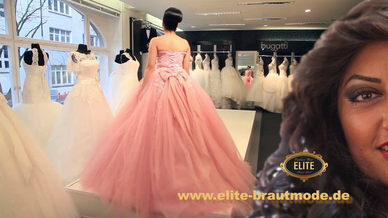 Elite Brautmoden - YouTube