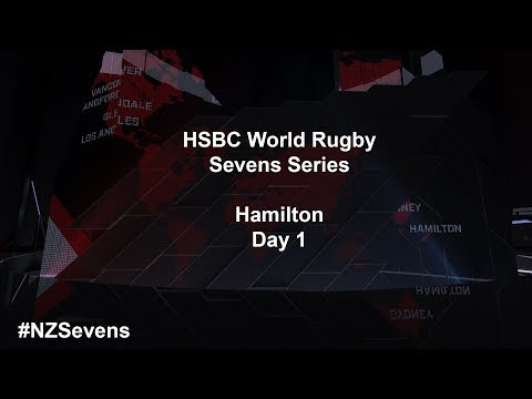 LIVE - Hamilton Sevens (English Commentary) - HSBC World Rugby Sevens Series 2020