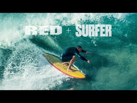 REDirect Surf 2015 | 4K Video | Jason Baffa Shoots Tyler Hatzikian | Shot on RED