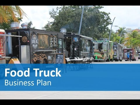 Food Truck Business Plan  Youtube