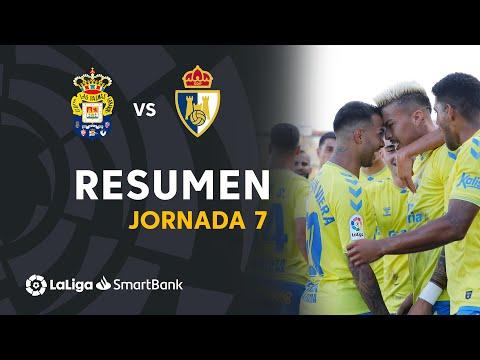 Las Palmas Ponferradina Goals And Highlights