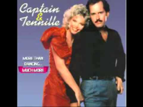 "CAPTAIN & TENNILLE - ""Lonely Night (Angel Face)"" (1976)"