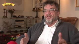 Interview Henk Westbroek over Sinterklaas (wie kent hem niet?)