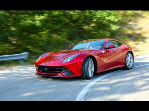 Sounds of the Ferrari F12berlinetta