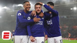 What are Leicester City's chances of finishing in the Premier League top four? | ESPN FC
