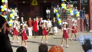 На урок.Школа-лицей № 62 город Астана. 1 сентября 2012.avi