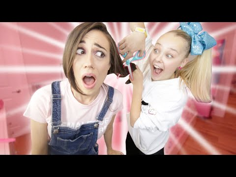 CUTTING COLLEEN BALLINGER'S HAIR!!!