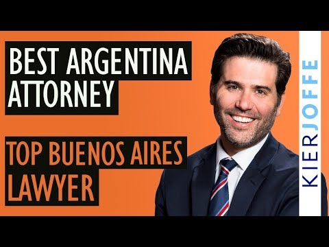 Mergers and Acquisitions Lawyer Argentina Attorney Buenos Aires Law Firm