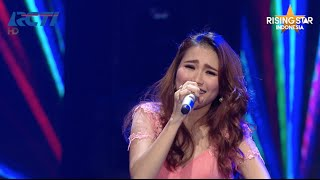 "Video Ayu Ting Ting ""Geboy Mujaer"" - Rising Star Indonesia Lucky 7 Eps 21 download MP3, 3GP, MP4, WEBM, AVI, FLV Desember 2017"