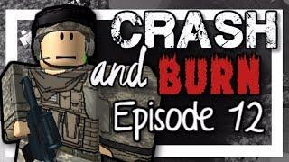 Crash & Burn | A Roblox Series | S1E12 - Betrayal
