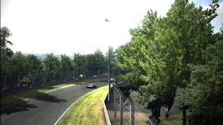Nissan R89C vs Toyota GT-One