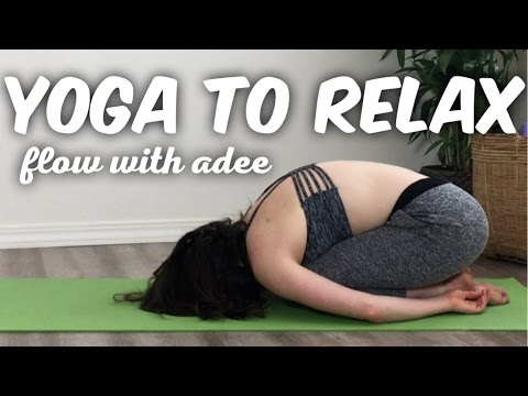 Yoga for a Tired Body [Guided Relaxation w/Adee]