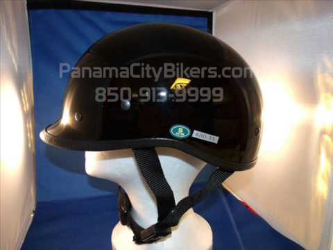 Panama City Florida Biker Motorcycle Helmets at WHOLESALE prices
