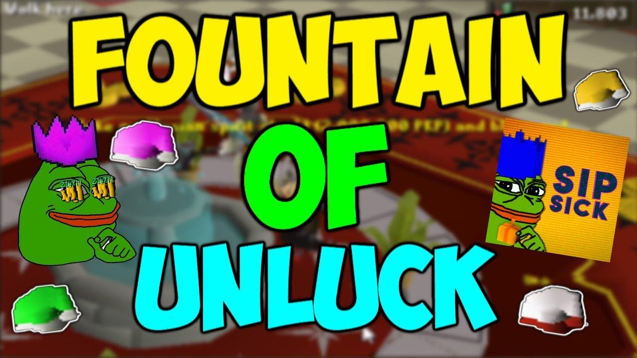 THIS VIDEO COST ME ALOT OF MONEY!! - Fountain of Unluck #2 (HUGE GIVEAWAY) - RoatPKZ RSPS