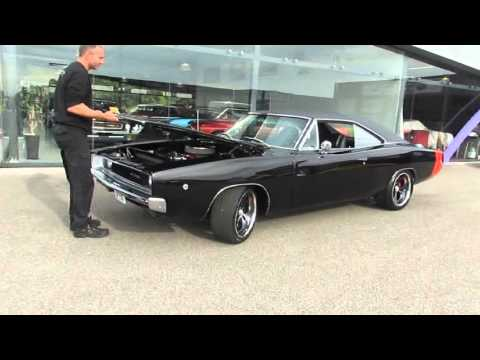 68'Charger RT Pro touring special build by PedalToTheMetal ...