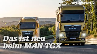 World Premiere   Tнe New MAN TGX (2020) Exterior/Interior