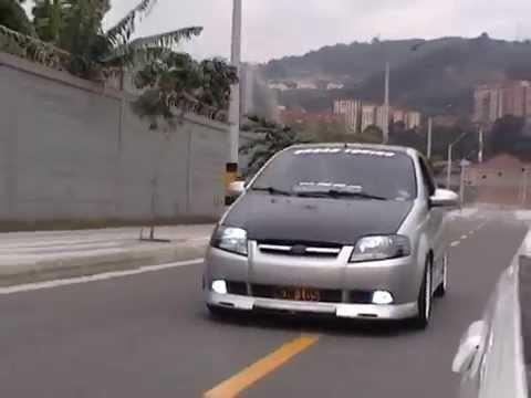 Aveo Gti Club Urban Tuning Medellin Youtube