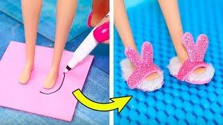 16 Einfache Tricks Für Deine Barbie