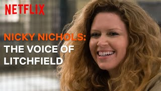 The Wise Words Of Nicky Nichols   Oitnb