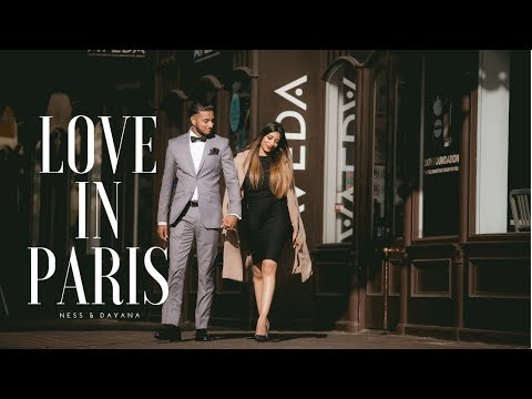 New Tamil Wedding | Ness & Dayana | Photonimage.com | Love in Paris