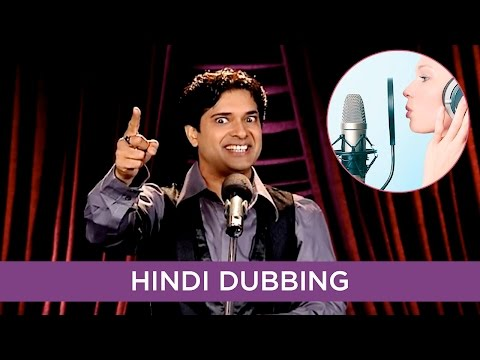 Deepak Raja Talks About Hindi Dubbing On Discovery Channel | B4U Comedy