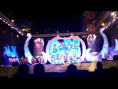 SAM SCHOOL ,MADURAI 2B Kannan dance